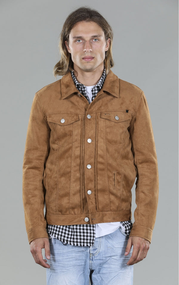 Wrang Jacket Brown
