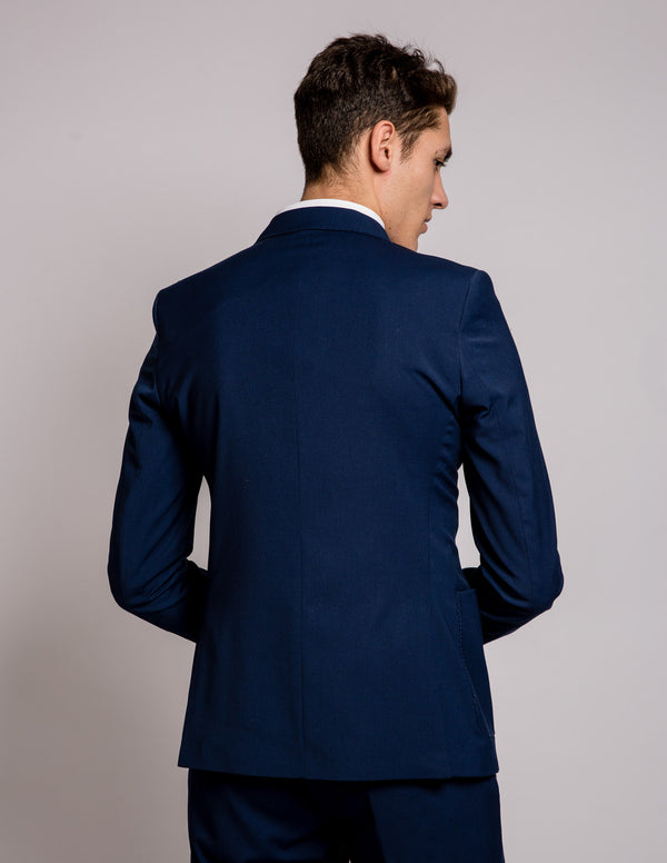 Double Suit Blue