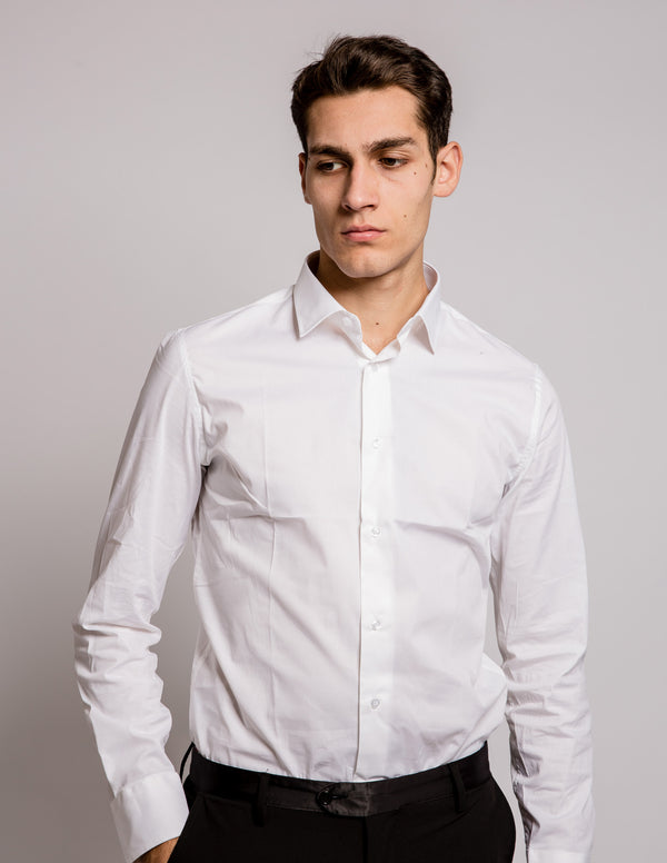 Essential Shirt White