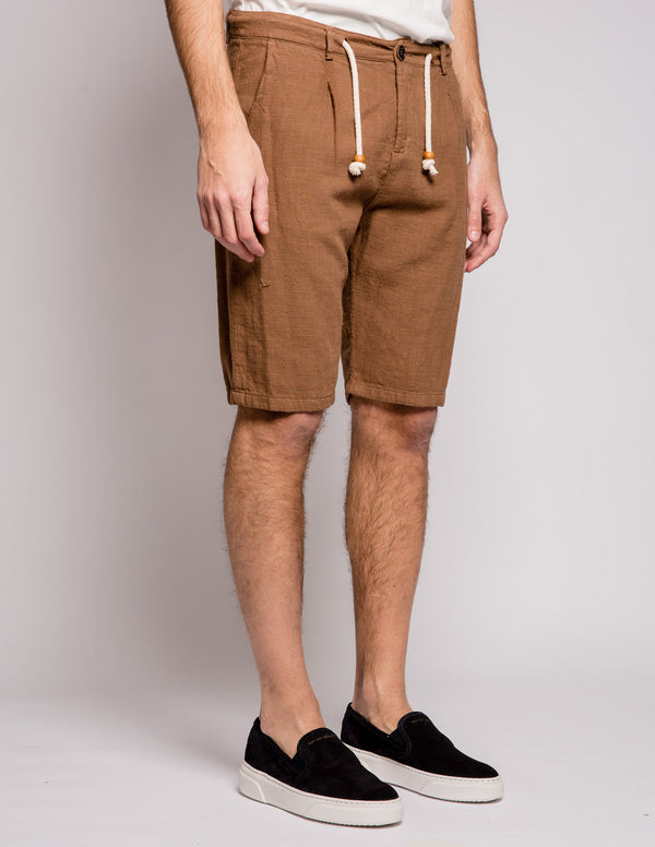 Flamed Short