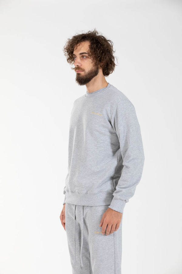 Gold Sweat Grey