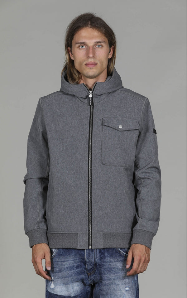 Warren Jacket Grey