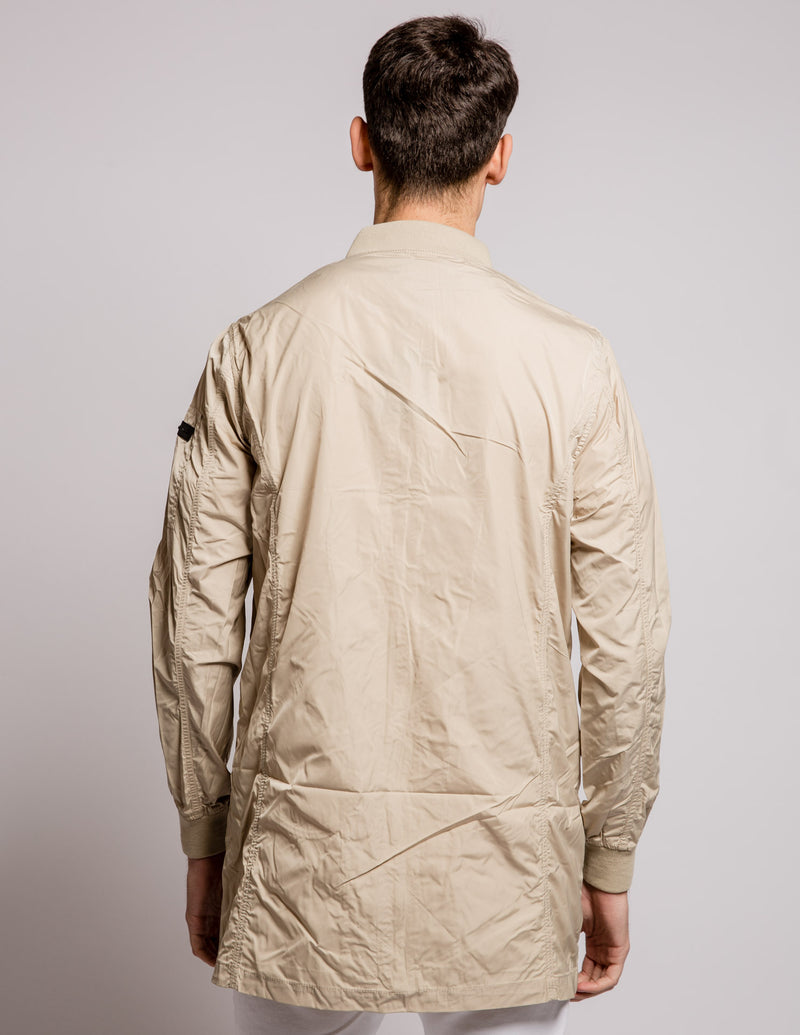 Jack Long Jacket Beige
