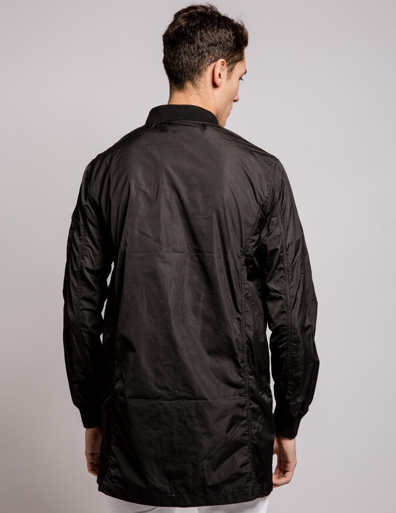 Jack Long Jacket Black