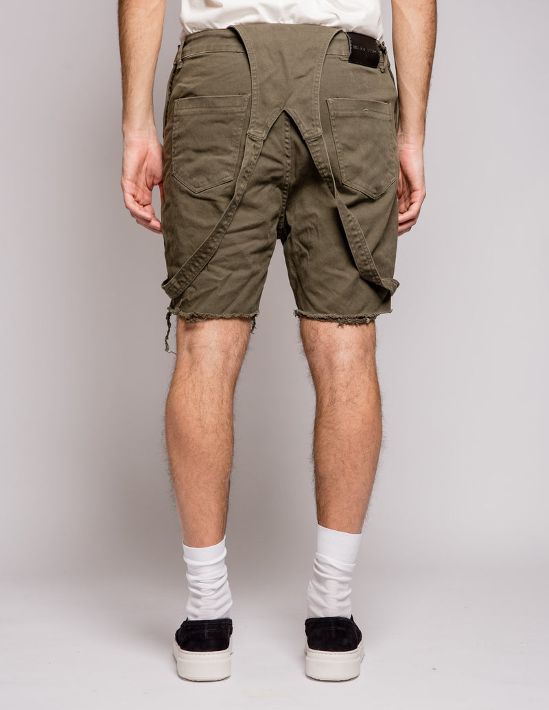 Salopette Short Green