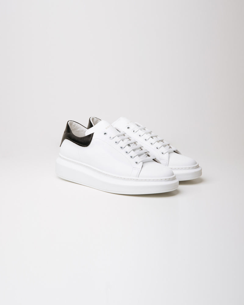 Star Leather Essential White