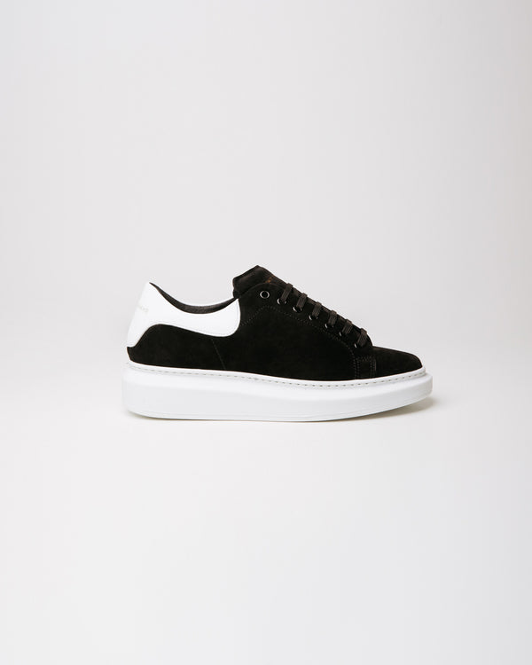 Star Suede Black