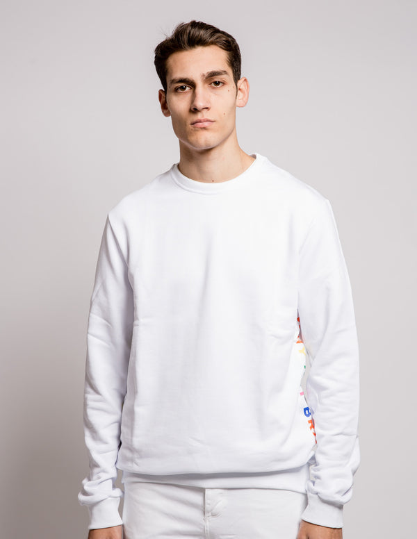 Colour Sweat White