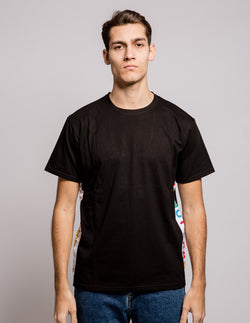 Colour Tee Black