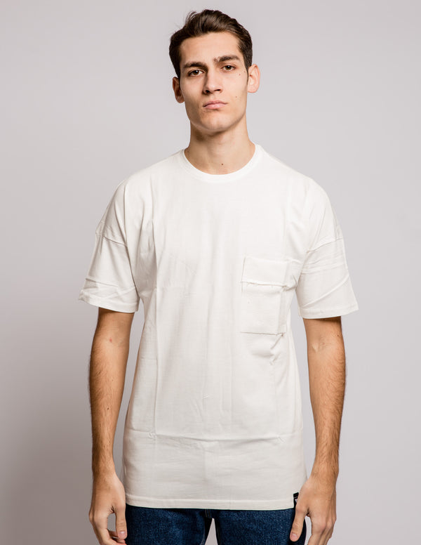 Pocket Mix Tee Cream