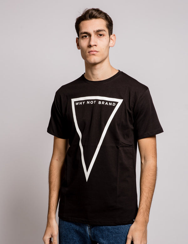 Triangle Tee Black