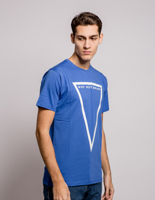 Triangle Tee Royal