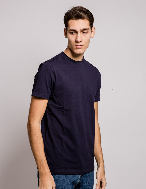 Ultra Slim Tee Blue