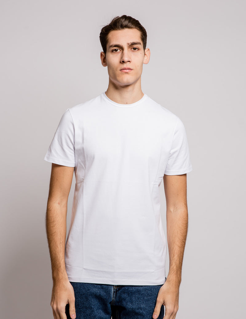 Ultra Slim Tee White