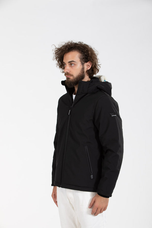 Wally Jacket Black