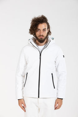 Wally Jacket White