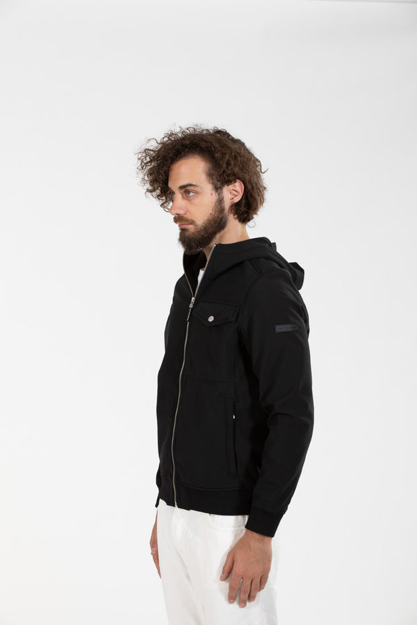 Warren Jacket Black