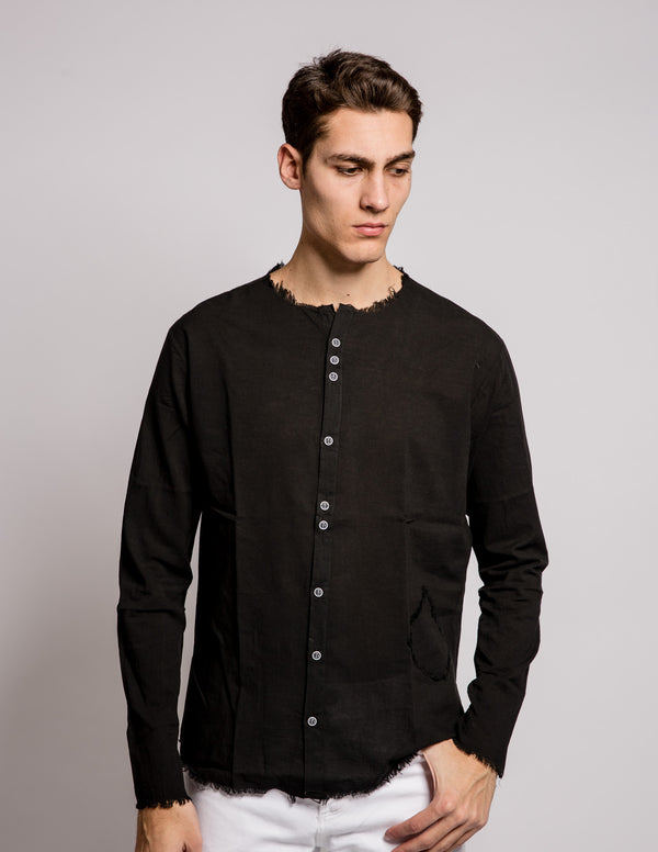 Wohal Shirt Black