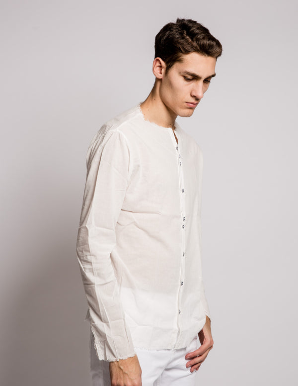 Wohal Shirt White