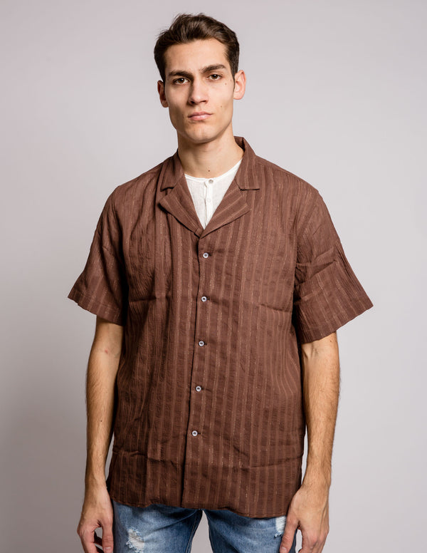 Wrex Shirt Brown