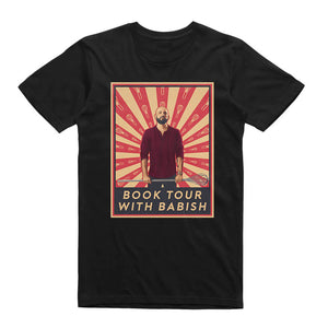 BWB Book Tour T-Shirt
