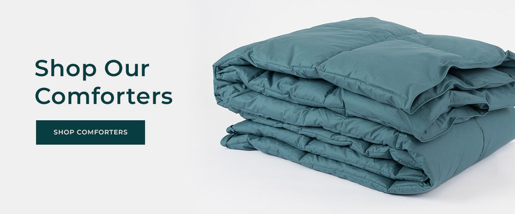 Shop Our Comforters