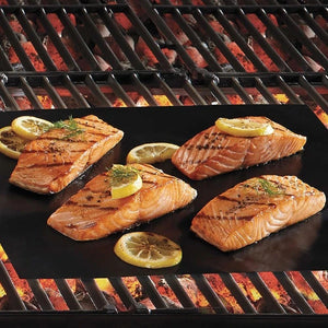 【 Last Day 50% OFF 】Non-stick BBQ Grill Mat Barbecue Cake Baking Mats