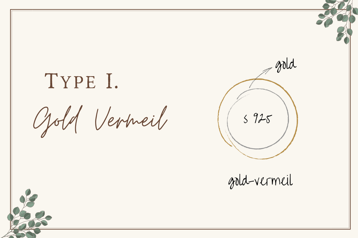 what is gold vermeil