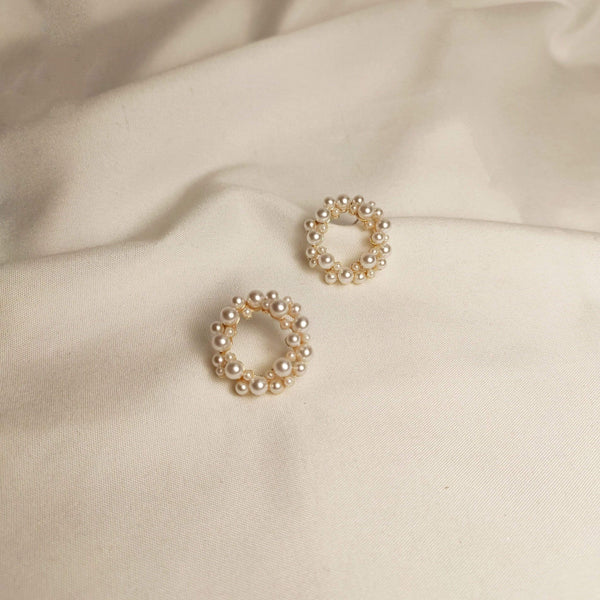 Earrings MARGHERITA STUDS Moi Accessories