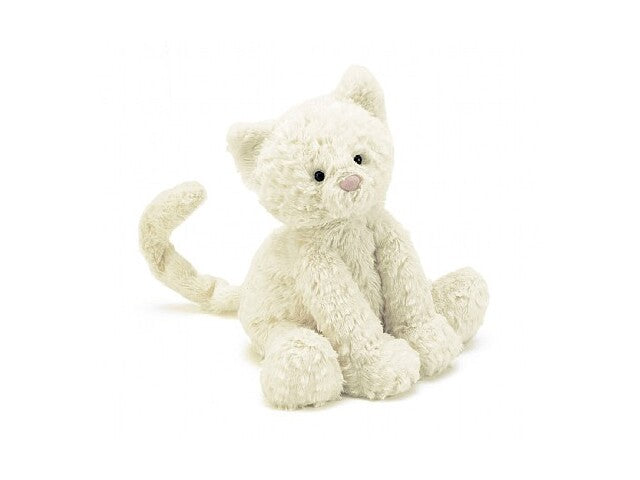 Jellycat Poes fuddlewuddle medium Knuffels .