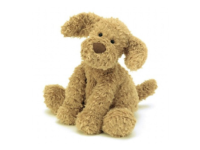 Jellycat Puppie fuddlewuddle medium Knuffels .
