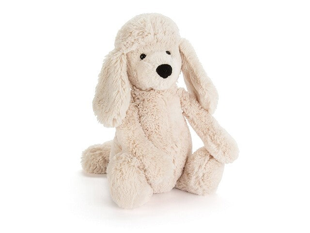 Jellycat Bashful Poodle Pup Medium Knuffels -