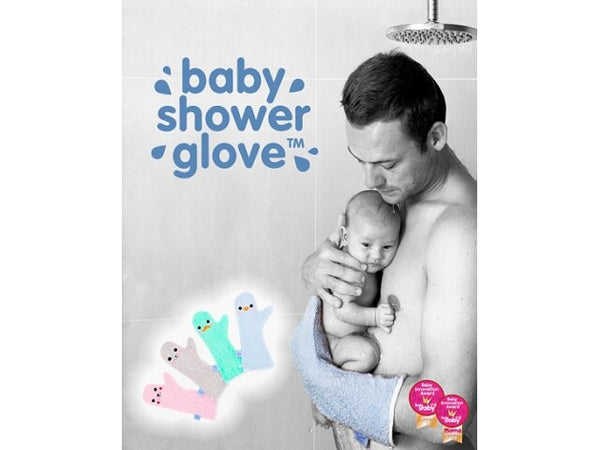 Invented Shower Glove Verzorging Xl