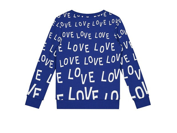 Nik & Nik Sweater Love AOP Sweaters 176