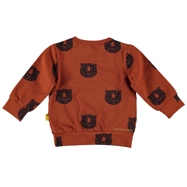 B.E.S.S. Sweater AOP Tiger
