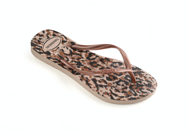 Havaianas Slim Animals Ballet Rose
