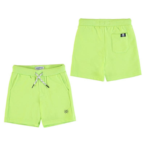 Mayoral Jongen Basic fleece shorts 611