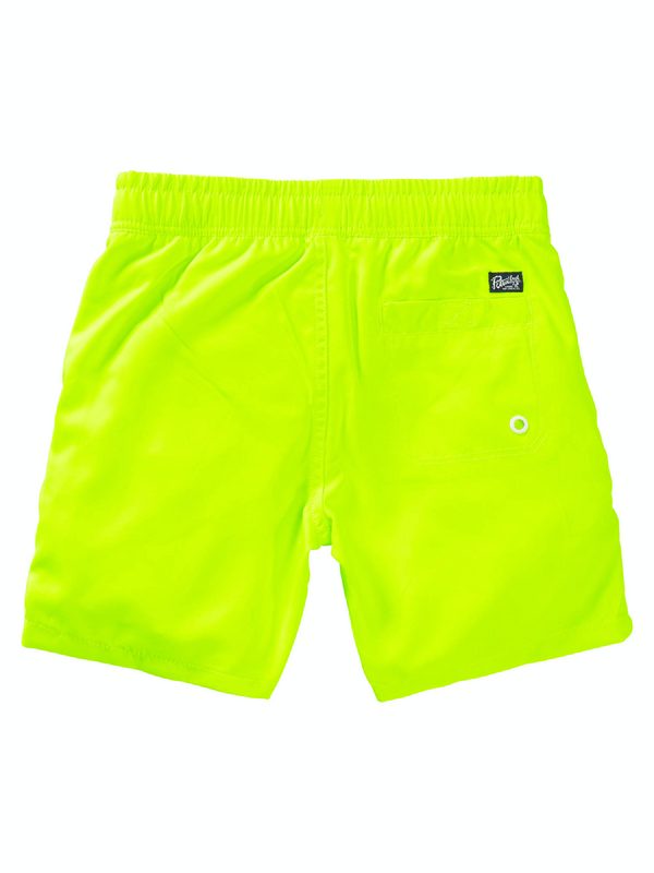 Jongens Zwemshorts fluo van Petrol Ind. in de kleur Shocking Orange in maat 176.