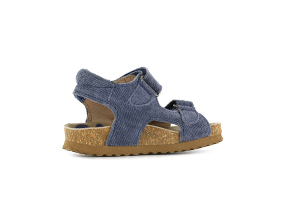 Jongens Shoesme Sandaal Denim van Shoesme in de kleur Denim in maat 24.