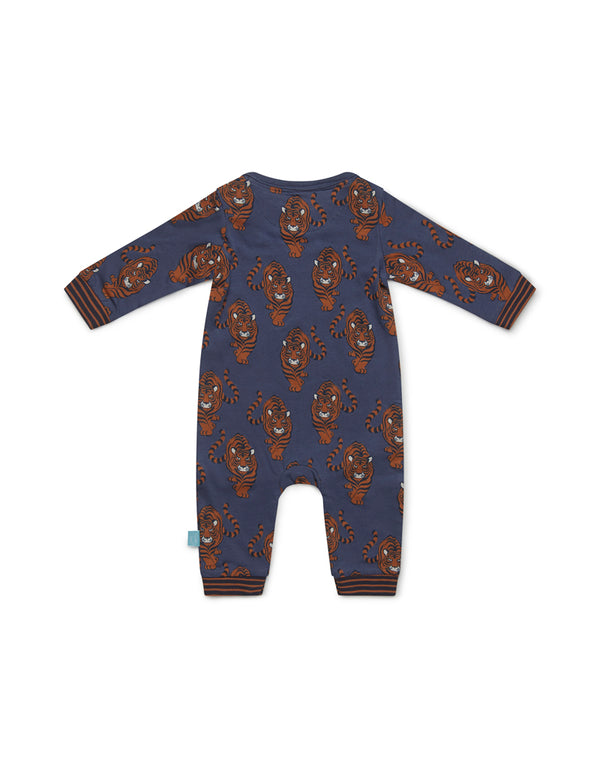 Charlie Choe Baby jumpsuit long sleeve Tiger