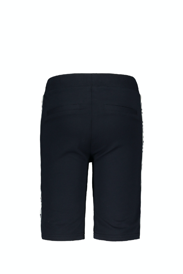 Jongens Flo boys short sweat pants van Flo in de kleur Olive palm in maat 152.