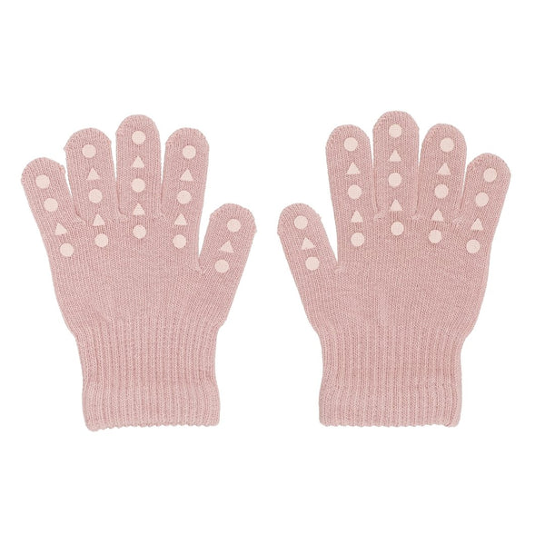 GoBabyGo - Grip Gloves Dusty Rose