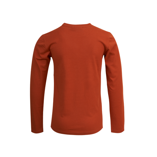 Someone T-Shirt Long Sleeves Someone Light Rust