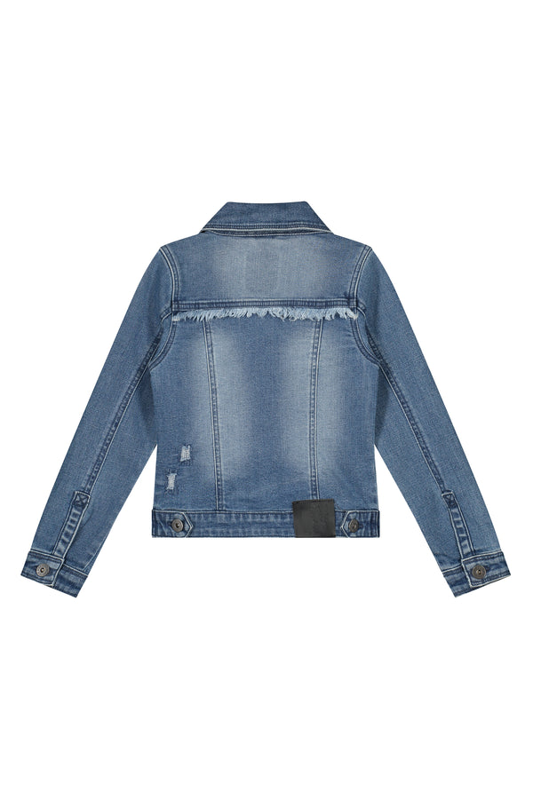 Levv Denim Jacket Finette