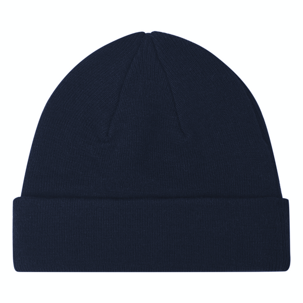 Jongens Lyle Eagle Beanie Black van Lyle & Scott in de kleur Black in maat One size.