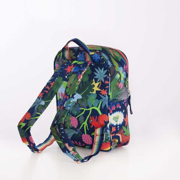 Oilily Backpack S Treasure Hunt Rugzak