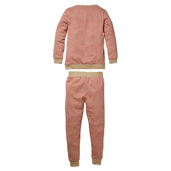 Quapi Pyjama Puck W200 Pink Animal2