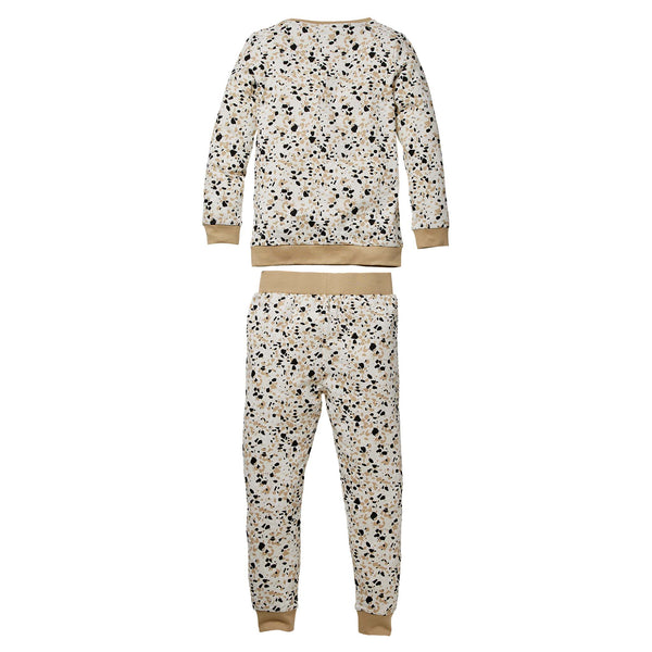Quapi Pyjama Puck W200 Off White Splash2