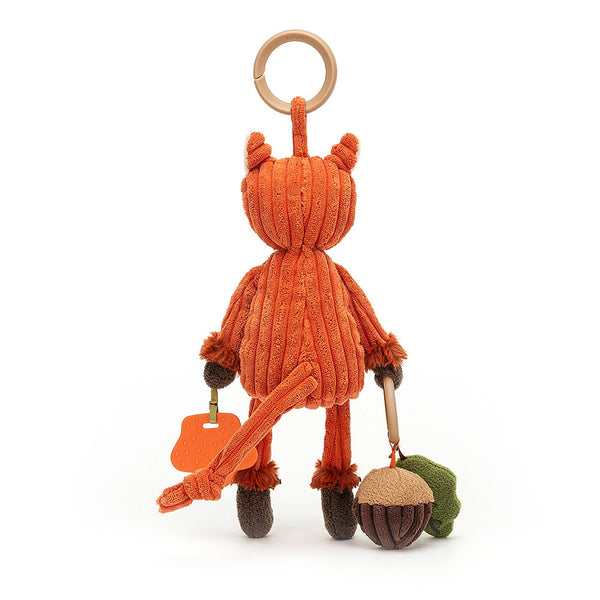 Jellycat Cordy Roy Fox Activity Toy Knuffelspeelgoed