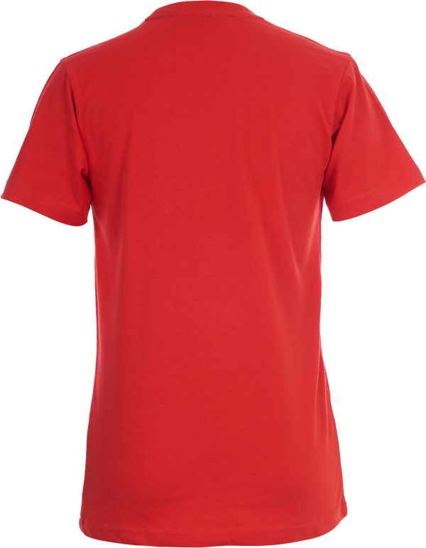 Jongens T-shirt Olifant van Someone in de kleur RED in maat 140.